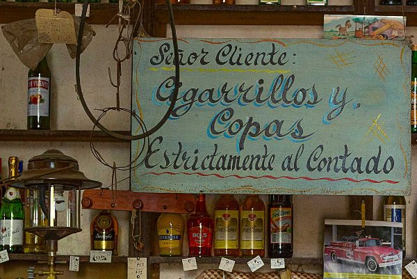 Life behind a counter - Argentina