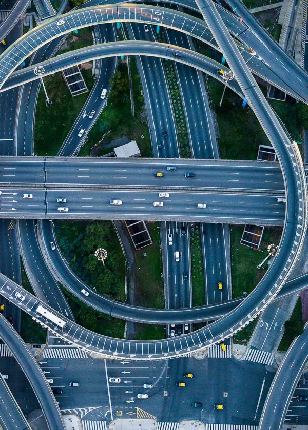 Highway intersection - Buenos Aires