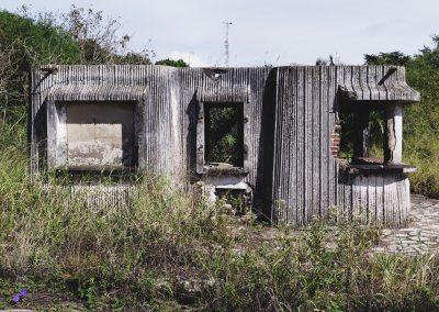Construcción abandonada