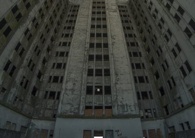 Hauptgebäude des Elefanten
