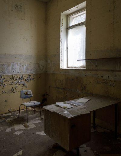 A desk